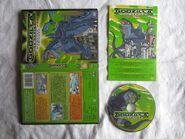 Godzilla The Series - Monster Wars (DVD, 2004)