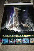 - 2 Godzilla (1998) NEW Poster Matthew Broderick, Jean Reno @LOOK@