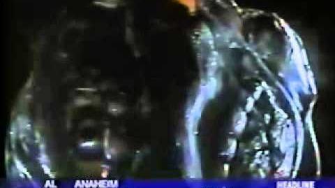 GODZILLA® (1998) - News Broadcast 2