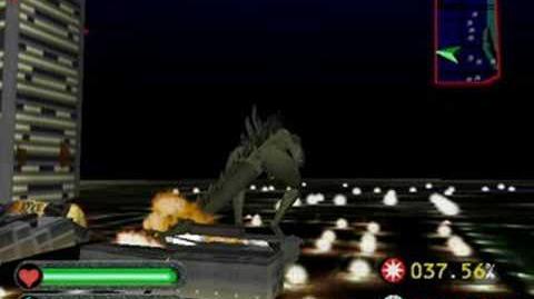 Godzilla Generations Zilla (Fixed Audio)