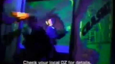 GODZILLA® THE SERIES (1998-2000) - DZ Discovery Zone Commercial