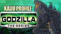 Godzilla (Godzilla The Series)|KAIJU PROFILE 【wikizilla
