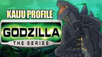 Godzilla (Godzilla The Series)|KAIJU PROFILE 【wikizilla.org】