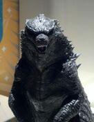 Godzilla 2014 design