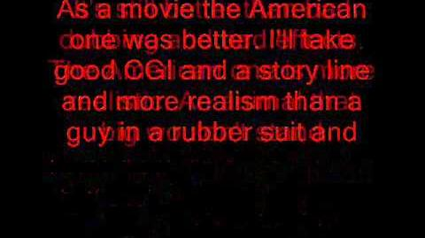 American Godzilla Vs. Jap Godzilla