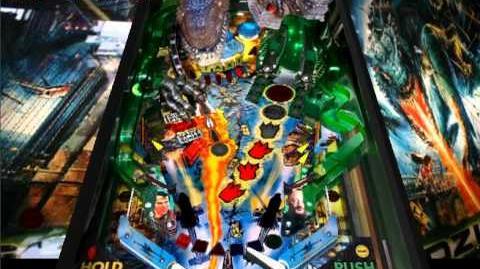 Godzilla - Classic Pinball