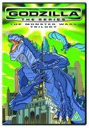 Godzilla The Series Monster Wars Trilogy DVD