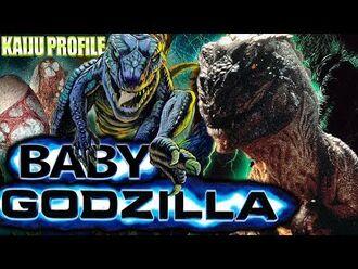 Baby Godzilla 1998|KAIJU PROFILE 【wikizilla.org】