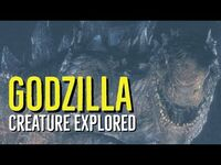 GODZILLA (1998) Creature Explored