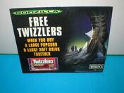 Godzilla free twizzlers
