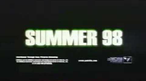 GODZILLA® (1998) - Teaser Trailer (different version)