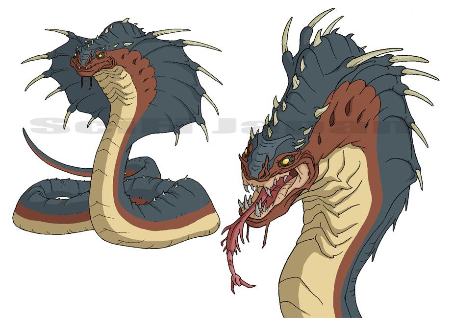 King Cobra | The American Godzilla Wiki | FANDOM powered by Wikia