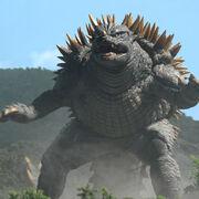 Godzilla.jp - Anguirus 2004