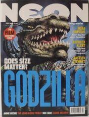 NEON Magazine Issue 19 July 1998 Godzilla Paperback – January 1, 1998