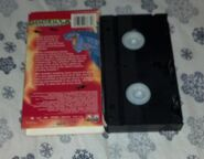 Godzilla The Series Vol 2 Monster War VHS0
