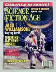 Science Fiction Age July 1998 (Godzilla Returns!) Paperback – January 1, 1998