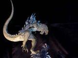 Godzilla Vs Zilla Resin