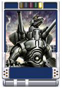 Trading Battle Super Mechagodzilla