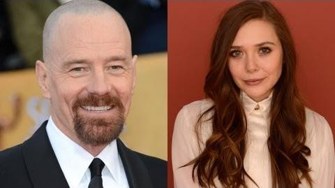 Bryan Cranston & Elizabeth Olsen In Talks For 'Godzilla'