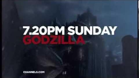 GODZILLA® (1998) - Promo Channel Five