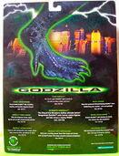 TRENDMASTERS 1998 GODZILLA BABY X2