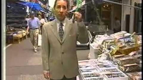 GODZILLA® (1998) - Harry Shearer Meets Japanese Godzilla