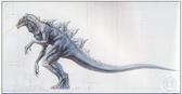 Godzilla 1998 concept0.