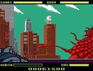 Godzilla The Series Monster Wars Nanotech Creature Boss