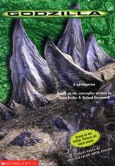 Godzilla novelization tn