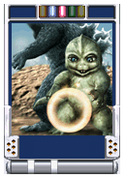 Trading Battle Minilla