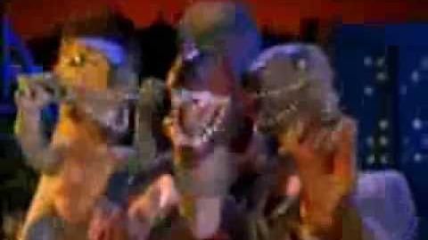 GODZILLA® (1998) - Godzilla Babies & Supreme Godzilla Commercial