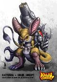 Kaiju combat katyusha by kaijusamurai-d5t436f