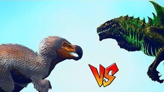 Ark Survival - DODOREX vs GODZILLA Ep.40