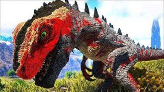 A História do Bebê GodZilla Perdido no Deserto Em busca dos Pais! Dinos Ark Survival Evolved (PT BR)