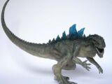 Godzilla 1998 Resin 1