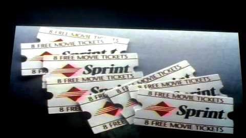 GODZILLA® (1998) - Sprint Commercial