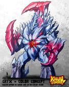 Kaiju combat cryx by kaijusamurai-d6572jn