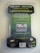 MGA GODZILLA VIRTUAL SHAKIN' Hand-Held LCD game MOSC NEW 1998 movie version1