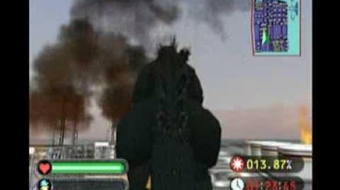 Godzilla Generation (Zilla in this game)