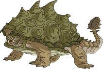 Giant Turtle2