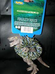 Godzilla the Movie Collectible Koosh Ball 1998