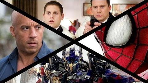 2014 Summer Movie Preview Transformers, Godzilla, Spider-Man & More!