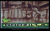 Baby Godzilla Concept Art