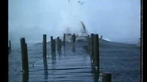 GODZILLA® (1998) - Teaser Trailer (Spanish Version)