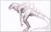 Godzilla 1998 concept4.