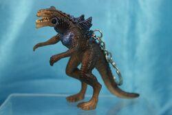 Godzilla keychain2