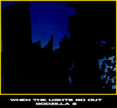 GODZILLA 2 ART ILLUSTRATIONS by Godzilla1998db