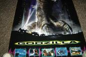 - 2 Godzilla (1998) NEW Poster Matthew Broderick, Jean Reno @LOOK@0