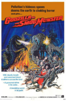 Godzilla Movie Posters - Godzilla vs. Hedorah -English-