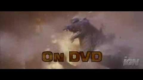 Godzilla Final Wars (2004) - DVD Trailer